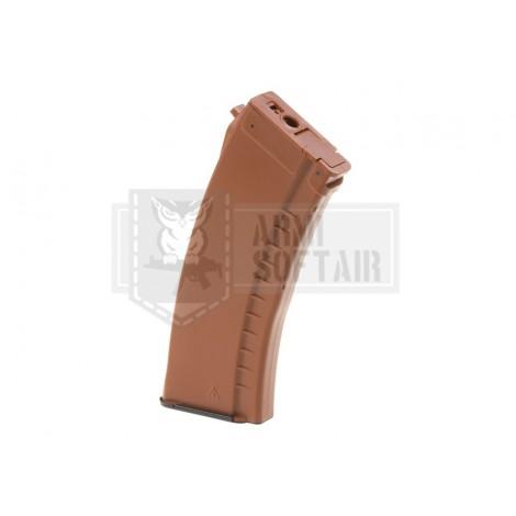 APS CARICATORE MAGGIORATO AK 74 BAKELITE 500 bb - APS