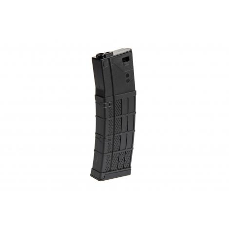TORNADO CARICATORE M4 / M16 MONOFILARE MID-CAP MAGAZINE 200 bb LONG TEXTURE BLACK NERO - TORNADO