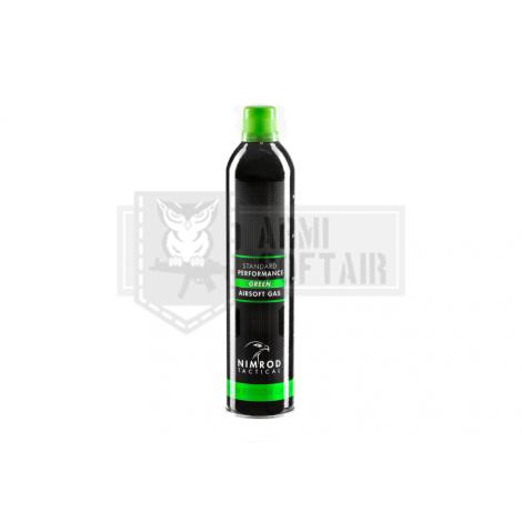 NIMROD Standard Performance Green Gas VERDE 500ml - NIMROD