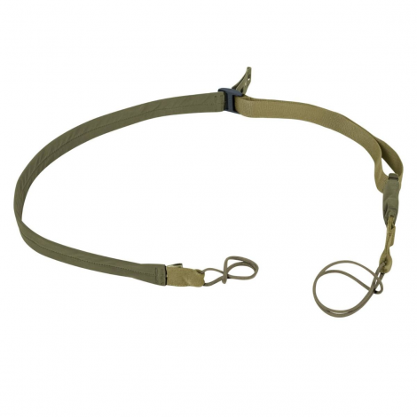 DIRECT ACTION DA CINGHIA A 2 PUNTI CARBINE SLING Mk II - Nylon Webbing - Adaptive Green VERDE - DIRECT ACTION