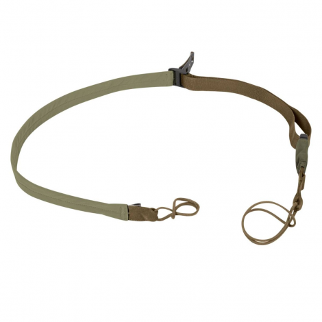 DIRECT ACTION DA CINGHIA A 2 PUNTI CARBINE SLING Mk II - Nylon Webbing - COYOTE BROWN CB - DIRECT ACTION