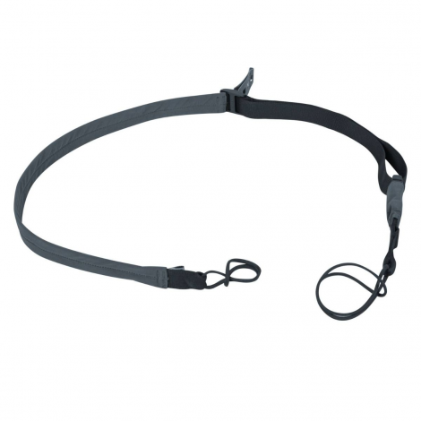 DIRECT ACTION DA CINGHIA A 2 PUNTI CARBINE SLING Mk II - Nylon Webbing - NERA BLACK - DIRECT ACTION