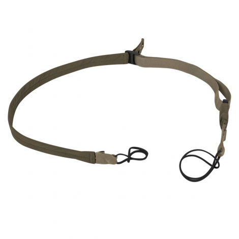 DIRECT ACTION DA CINGHIA A 2 PUNTI CARBINE SLING Mk II - Nylon Webbing - VERDE RANGER GREEN RG - DIRECT ACTION