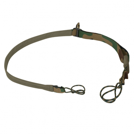 DIRECT ACTION DA CINGHIA A 2 PUNTI CARBINE SLING Mk II - Nylon Webbing - WOODLAND - DIRECT ACTION