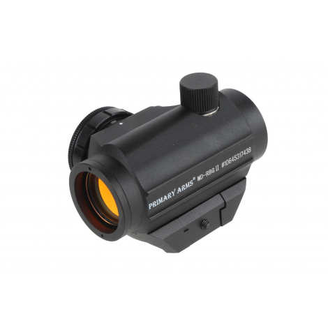 Primary Arms RED DOT Classic Series Gen II Removable Microdot T1 Sight NERO BLACK - Primary Arms