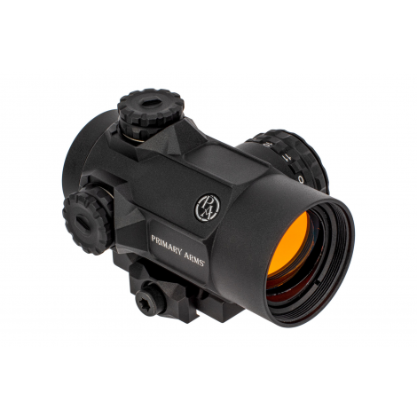 Primary Arms RED DOT SLx 25mm Microdot with 2 MOA NERO BLACK - Primary Arms