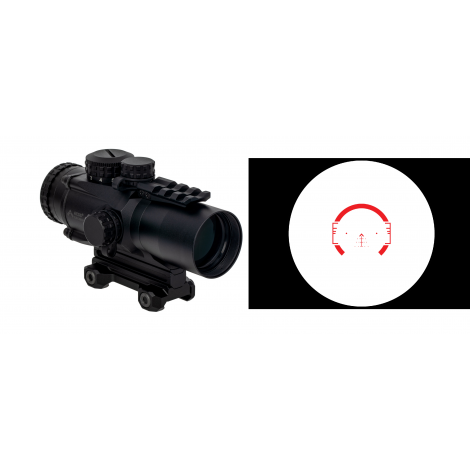 Primary Arms SLx3P 3x Compact Scope ACSS 5.56 Gen III NERO BLACK - Primary Arms