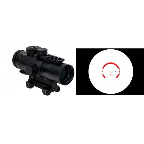 Primary Arms SLx3P 3x Compact Scope ACSS 5.56 Gen III NERO BLACK - Primary Arms