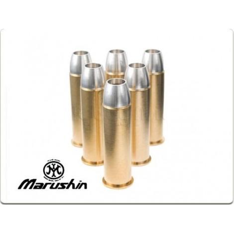 MARUSHIN SET 6 BOSSOLI PER REVOLVER SAA 45 PEACE MAKER - MARUSHIN