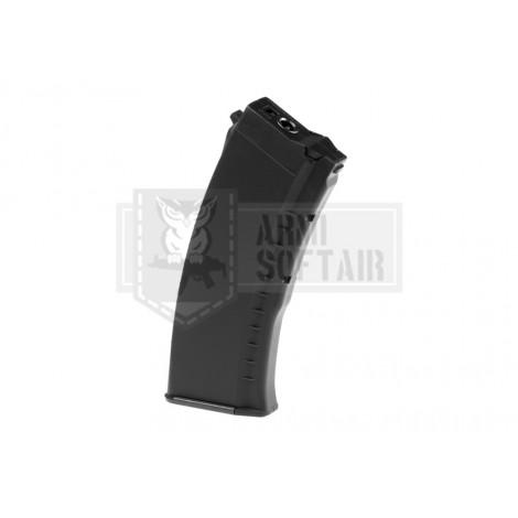 G&G CARICATORE MONOFILARE AK GK74 DA 120 bb NERO - G&G