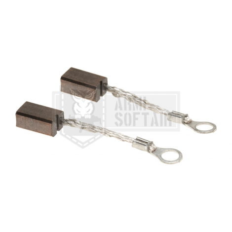 ACTION ARMY 2 X SPAZZOLE MOTORE ELETTRICO - ACTION ARMY