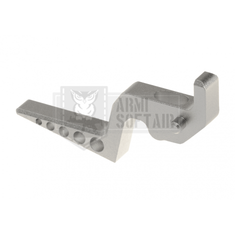 ACTION ARMY GRILLETTO TATTICO T10 TYPE A SILVER - ACTION ARMY