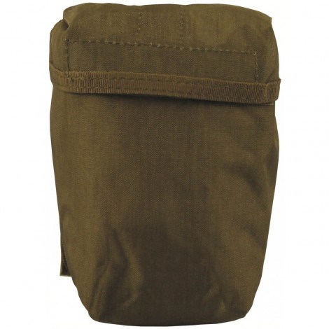 TASCA Utility Pouch Mission IV velcro system COYOTE CB - MFH