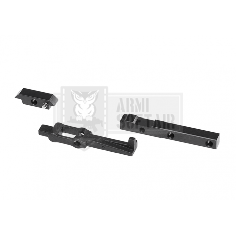 ACTION ARMY GRUPPO DI SCATTO SW M24 CNC Steel Sear Set PARTI IN ACCIAIO - ACTION ARMY