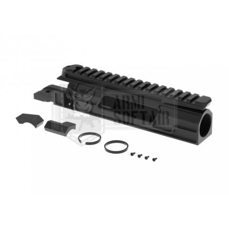 ACTION ARMY BODY TACTICAL RECEIVER AMBIDESTRO L96 / MB01 IN ALLUMINIO CNC - ACTION ARMY